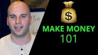 Make Money Online 101 - From Beginner To Expert In 2019