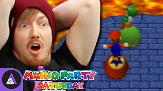 How to Destroy Friendships - Mario Party 2 | Mario Party Saturday