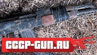 Реставрация охолощенного оружия на примере ВПО 925 ( Видео - Обзор )
