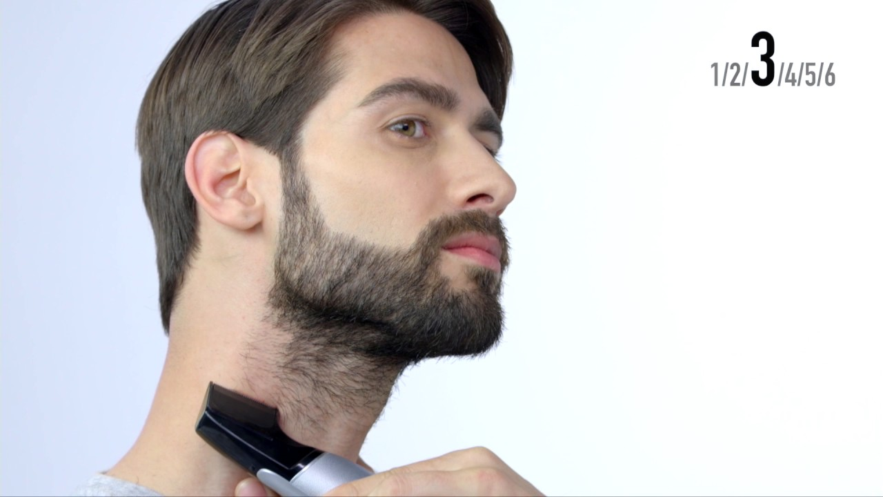 Tutorial barba corte de barba moderna youtube for Tipos de corte de barba