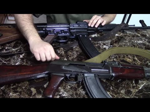 STG44 v AK47: What Really Happened Between Kalashnikov & Sch
