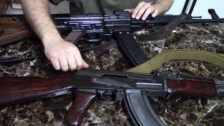 STG44 v AK47: What Really Happened Between Kalashnikov & Schmeisser?