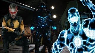 Is Savitar Future Flash Or Evil Eddie Thawne? - The Flash Season 3