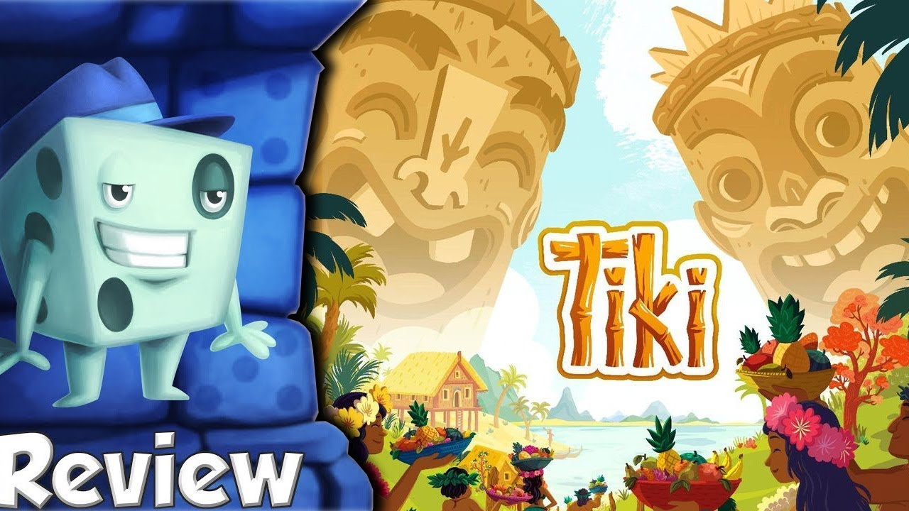 Tiki Review – with Tom Vasel