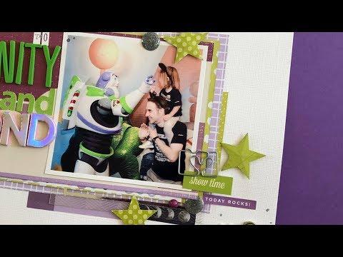 Walt Disney Wednesday: Meeting Buzz Lightyear at Hollywood Studios
