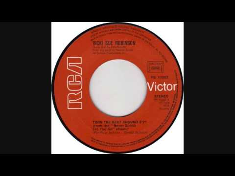 Vickie Sue Robinson - Turn the beat around (1976)