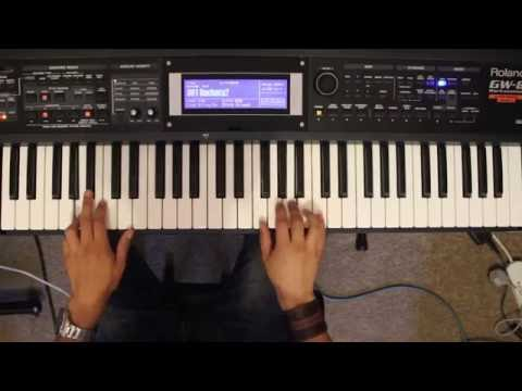 In the River - Jesus Culture Piano and Effects Cover | Practice Session