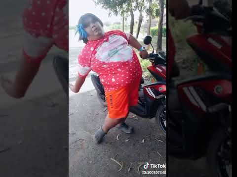 funny fat kid with moped (Remix) Tik Tok