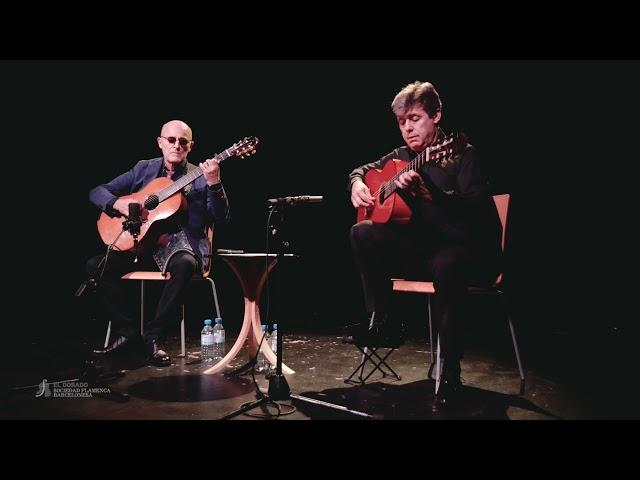 Arnaud Dumond y Pedro Sierra - Sarabande [Clásico por Flamenco]