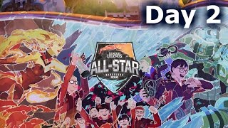 LoL All-Stars 2016 Day 2 | LoL eSports All-Star Event #Allstar2016