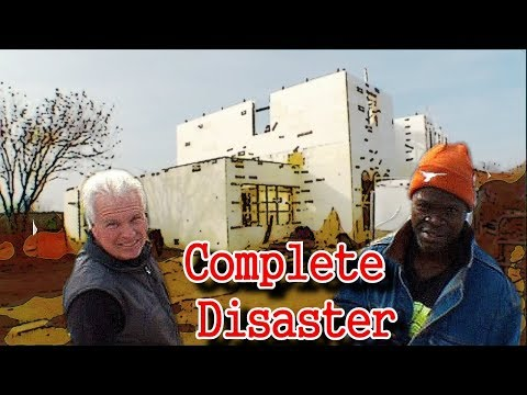 How To Build A (ICF) Concrete Home And Get SCREWED - EXTREME FAILS