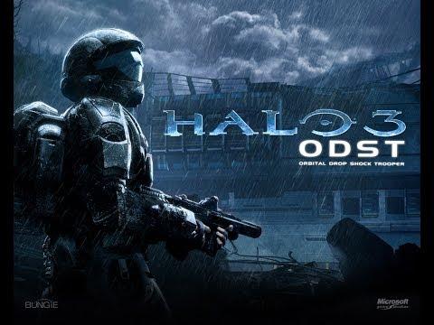 Halo 3 ODST  Pelicula Completa Español