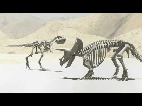 Tyrannosaurus Rex vs. Triceratops