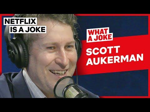 Scott Aukerman & Zach Galifianakis' Obama Interview Experience   What A Joke   Netflix Is A Joke