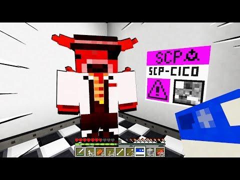 NON È CICO QUESTO MOSTRO!!! - Minecraft SCP CICO