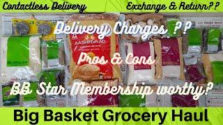 Big basket online shopping in lockdown/Big Basket online shopping in tamil/Big Basket Honest Review screenshot 5