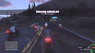 Grand Theft Auto 5 Online - Officer Speirs - Zombies!