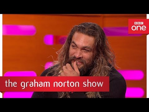 Download Youtube: Jason Momoa from Game of Thrones speaks Dothraki - The Graham Norton Show: 2017 - BBC One