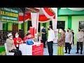 Presiden Jokowi Meninjau Vaksinasi, Kabupaten Ponorogo, 7 September 2021