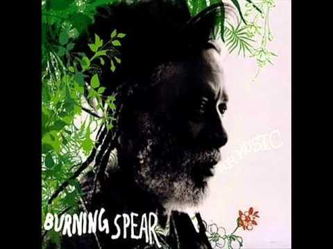 Burning Spear African Teacher   YouTube