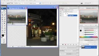 Как быстро сделать картинки одного размера с помощью Photoshop