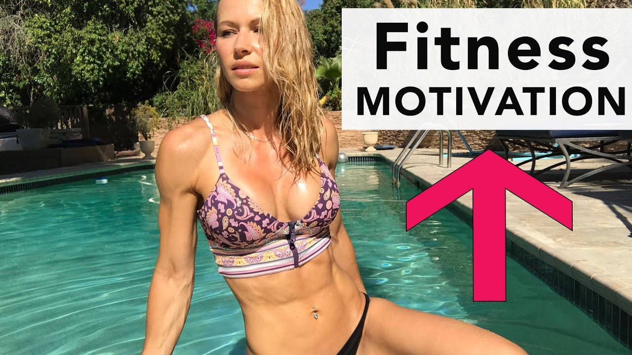 FITNESS MOTIVATION - Compilation of my Favorite Exercises - PART 1