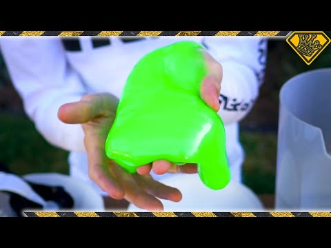 We Powderized SLIME!
