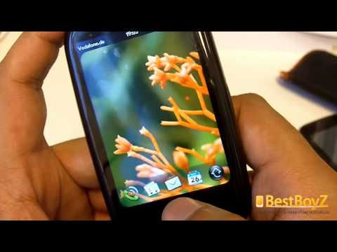 (HD) Review / Vorstellung: Palm Pre Plus | BestBoyZ