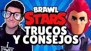 TRUCOS Y CONSEJOS PARA BRAWL STARS - WithZack