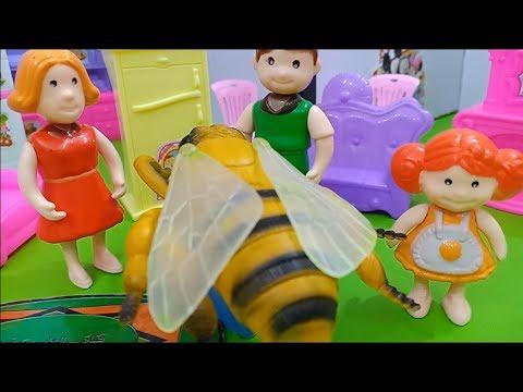 لعبه | النحله العملاقه || في بيت دودى | اجمل العاب للاولاد والبنات