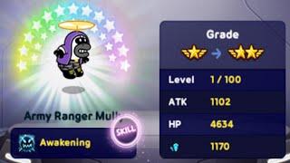 [ LINE Rangers ] Army Ranger MULLY [ Awakening ] [ SKILL ] ไปได้ไกลกว่าที่คิด 248 249 250 251 252