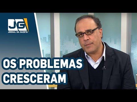 Vinicius Torres Freire/Os problemas cresceram e agora estouram todos juntos