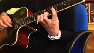 Люмен - Гореть (на гитаре)