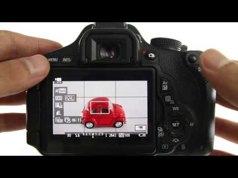 12 canon eos 600d video ekimi youtube for Housse canon eos 600d