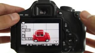 12 Canon EOS 600D   Video Çekimi
