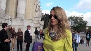 Fashion Week Paris 2012-2013  Exit ISSEY MIYAKE .