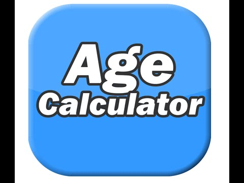 Download age calculator free — networkice. Com.