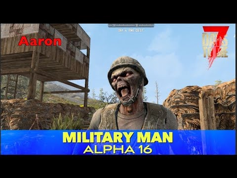 7D2D | Military Man (E180)