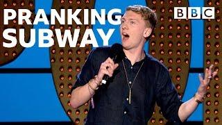 Joe Lycett's Subway pranks 😂  Live At The Apollo - BBC
