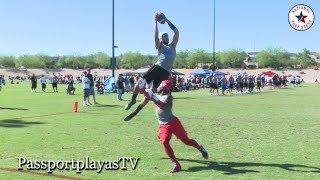 NIKE 7v7 Championship & TOP PLAYS || Arizona HS Football is BLOWIN UP!!!