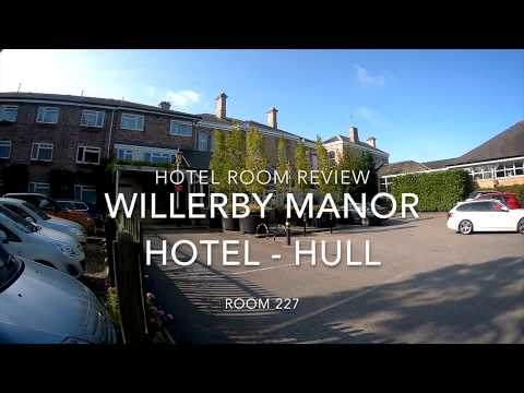 Hotel Room Review -Willerby Manor Hotel - Hull - Room 227