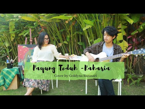 Payung Teduh - Rahasia (Cover) by Goldyna R