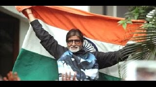 ICC World T20:Amitabh Bachchan to sing National Anthem before India-Pakistan Match #Latest News 2016