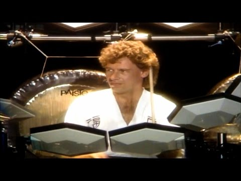 ABWH ~ Bill Bruford Drum Solo ~ An Evening Of Yes Music Plus [1989]