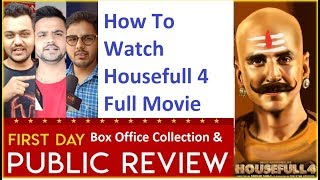 How to watch Housefull 4 Full Movie Online free | Box Office Collection+ Public Review