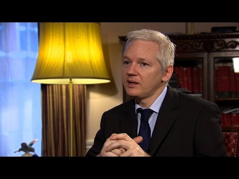 Wikileaks Claims Ecuador Cut Julian Assange's Internet Access
