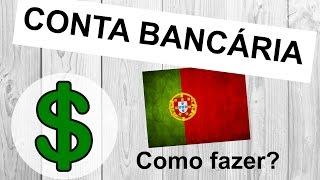 COMO ABRIR CONTA BANCÁRIA EM PORTUGAL / MILLENNIUM PORTUGAL / NOVO BANCO PORTUGAL