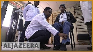 Ethiopia suffers from lack of doctors for physical therapy