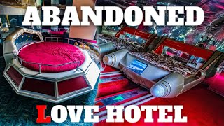 What we found abandoned is unbelievable (JAPANESE THEME HOTEL)