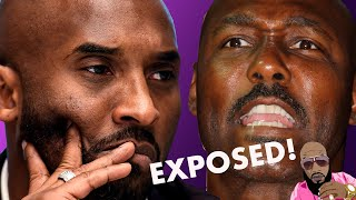 Karl Malone Gets Put On Blast For Hitting On Kobe's Wife And Having CHILD W/ 13 Year Old